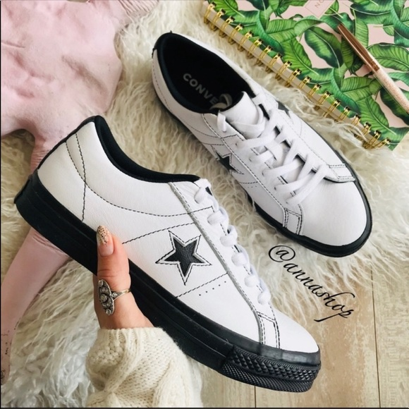 NWT Converse ID Custom Leather Low Top NWT